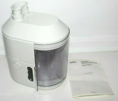 Braun MP80 Multipress Automatic Juicer Type 4290 Made In Germany - Used