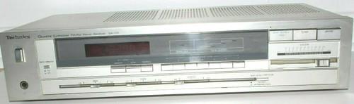 Vintage Technics SA-210 Quartz Radio Receiver - made in Japan- Used  0809