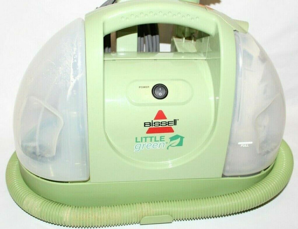 Bissell Little Green 1400-7 Spot & Stain, Carpet Cleaning Machine - Used