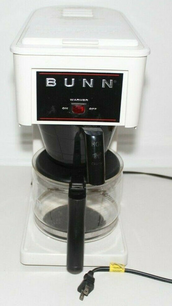 Vintage Bunn GR10 Pour-O-Matic 10 Cup Automatic Coffee Maker - Used   0584