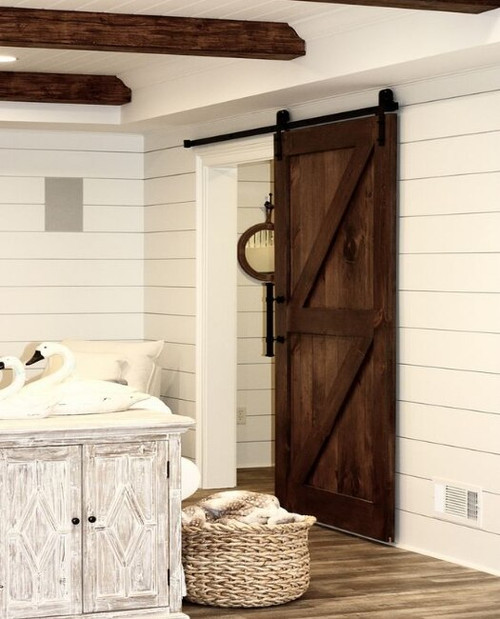 Stowe Sliding Barn Door Lifestyle