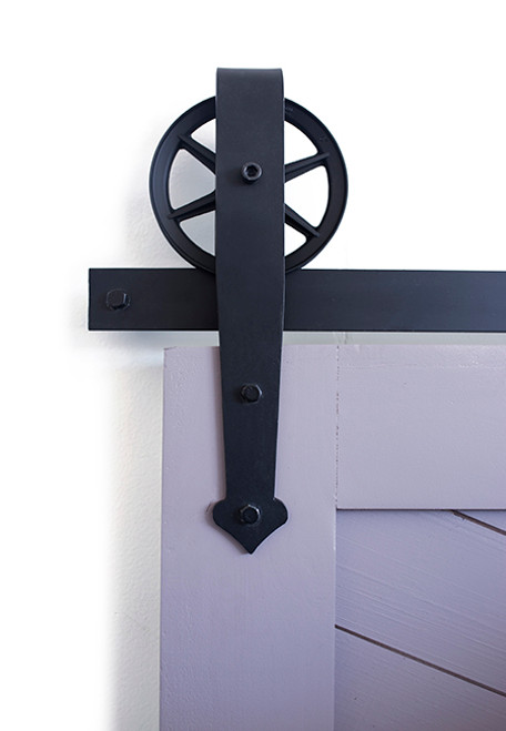 spoked arrow hardware set