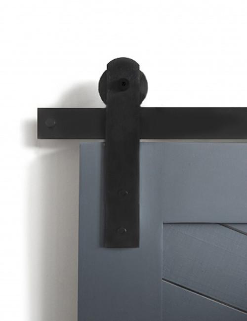 classic style barn door hardware