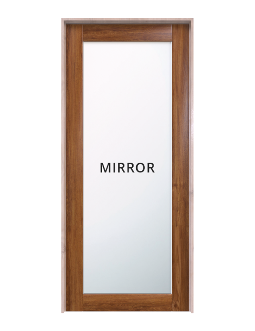 Mirror Interior Door