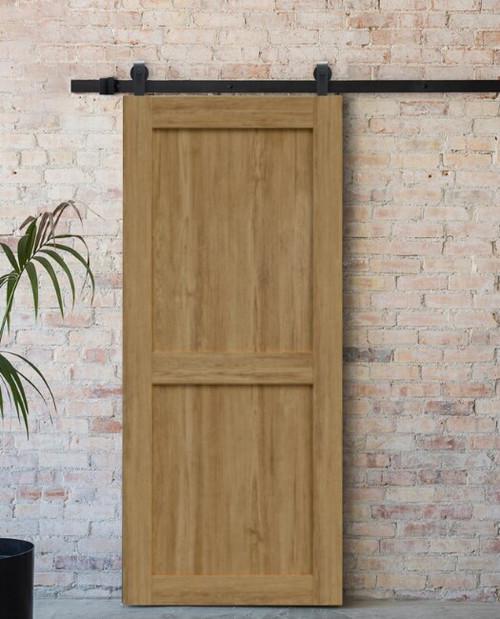 2 Panel Sliding Barn Door