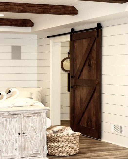 Stowe Sliding Barn Door Lifestyle