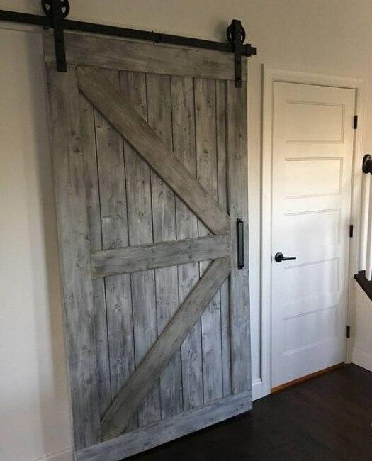 Sonoma Sliding Barn Door - Lifestyle