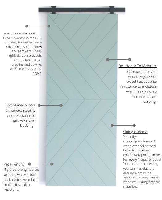 benefits of engineered wood