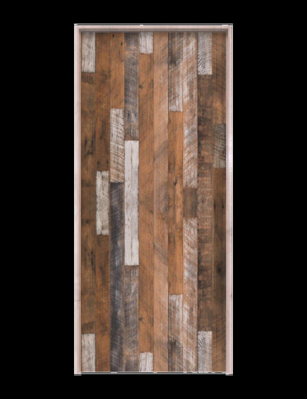 jefferson reclaimed wood vertical barn door