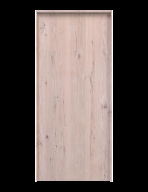 Oak Slab Interior Door