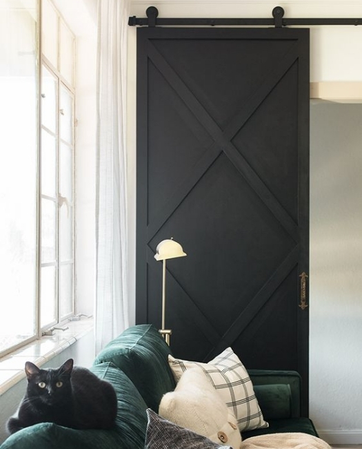 custom xavier matte black lifestyle