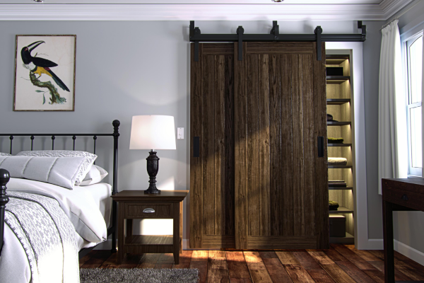 Sliding Bedroom Barn Doors