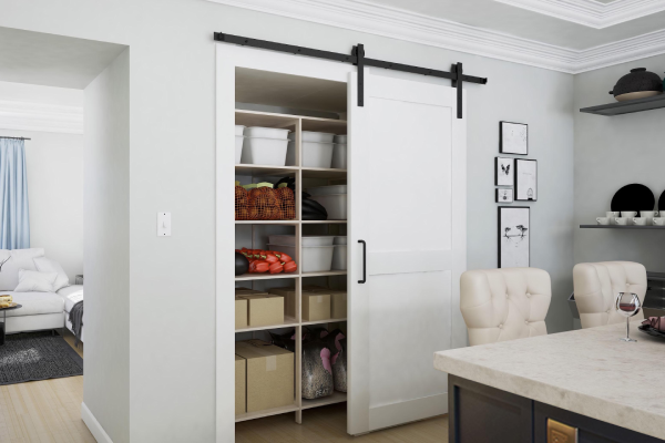 Sliding Kitchen Barn Doors