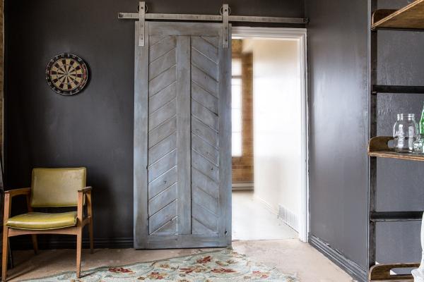 Vintage Sliding Barn Doors