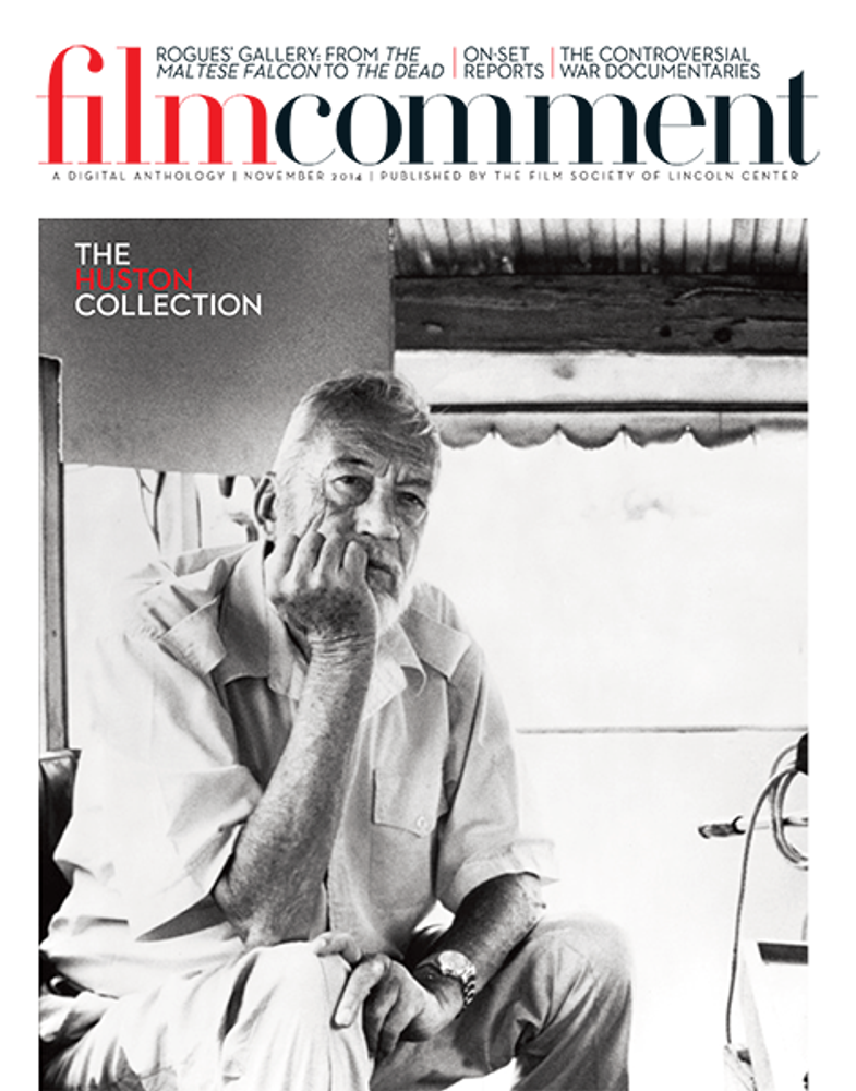 Digital Anthology: John Huston