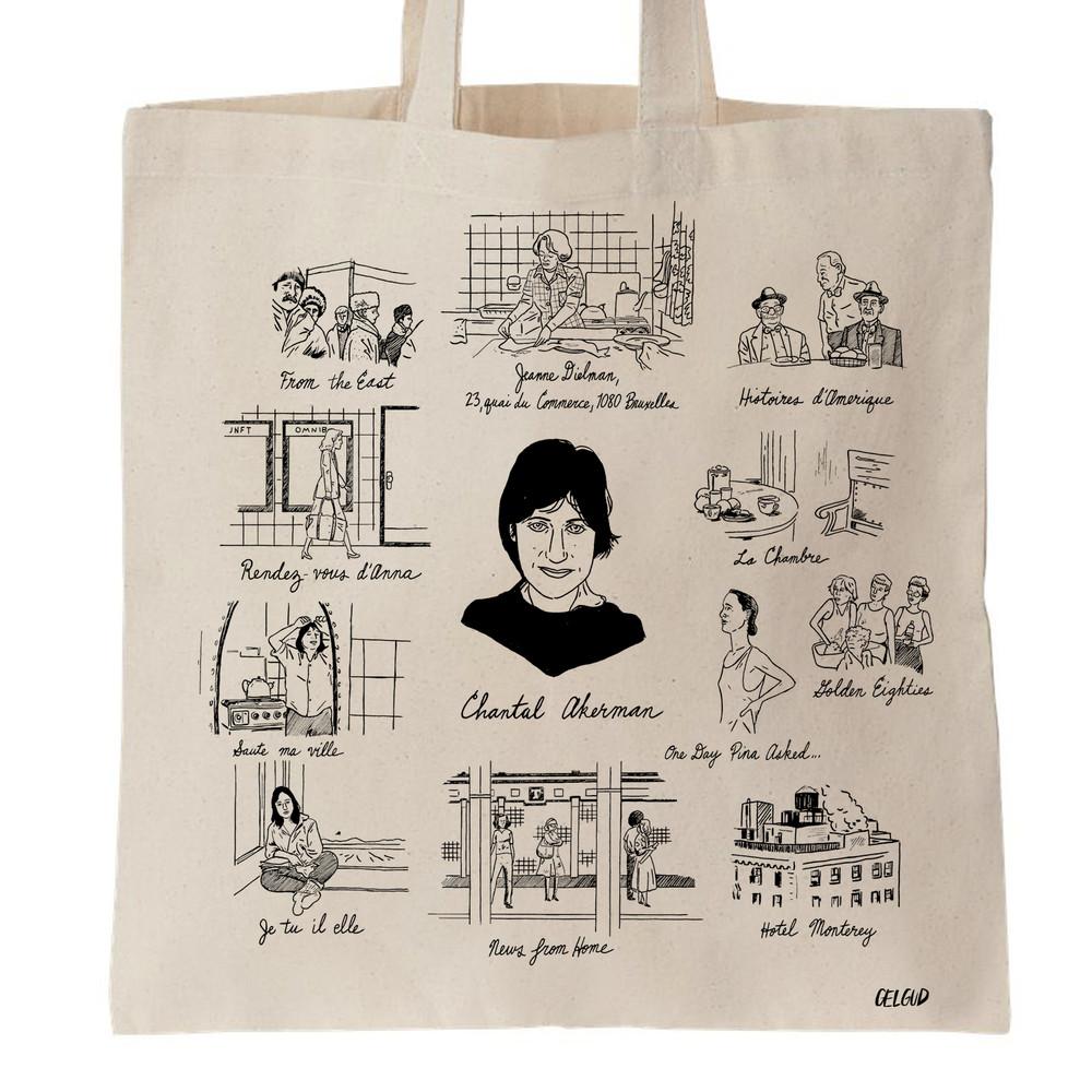 Chantal Akerman Tote Bag