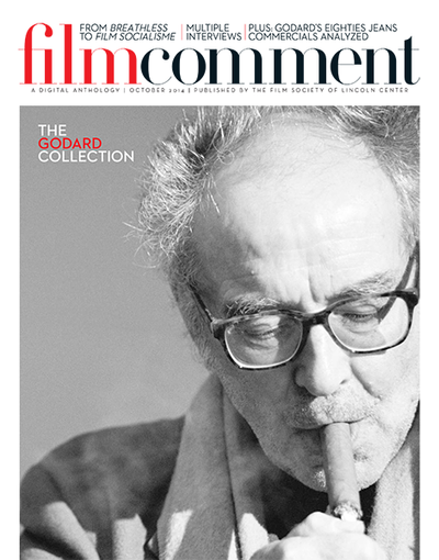 Digital Anthology: Jean-Luc Godard