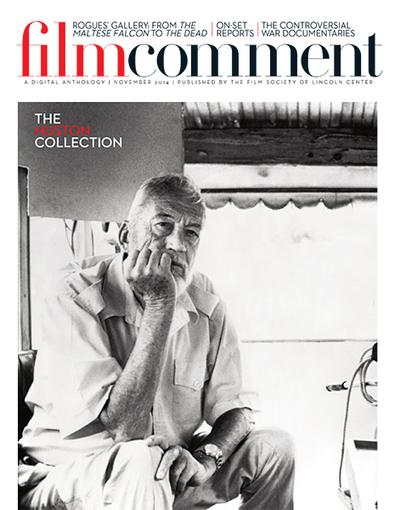 Digital Anthology: John Huston