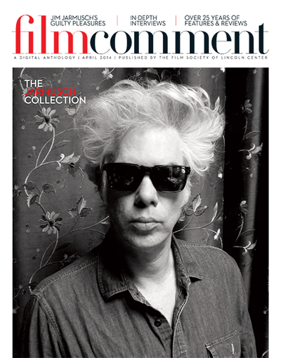 Digital Anthology: Jim Jarmusch