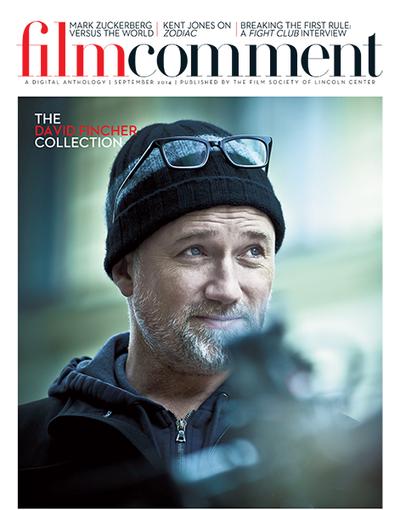 Digital Anthology: David Fincher
