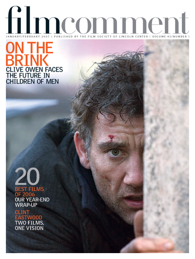 January/February 2007 (PDF only)