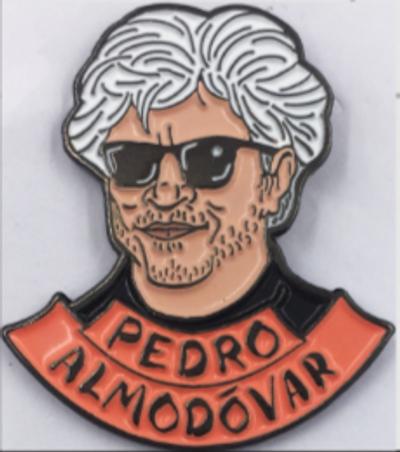 Pedro Almodóvar Pin
