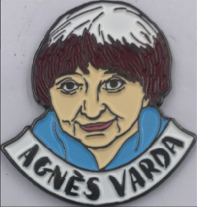 Agnès Varda Pin