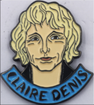 Claire Denis Pin