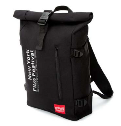 NYFF Roll-Top Backpack