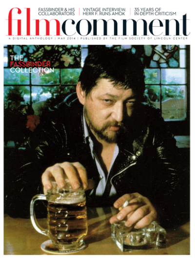 Digital Anthology: Rainer Werner Fassbinder