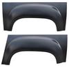Lh Rh 2007-2013 Gmc Sierra Upper Rear Wheelarch Set (5.5' Bed)