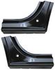 Lh Rh 2000-2006 Chevy Tahoe & Gmc Yukon 4 Door Rocker Panel Dogleg Set (Except Xl Models)