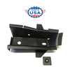 Lh - 1972-1993 Dodge Ram Steel Front Cab Mount With Nutplate
