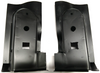 2000-2011 Dakota 4 Door & 1998-2003 Durango Steel Front Cab Mount Set (Except 2 Door)