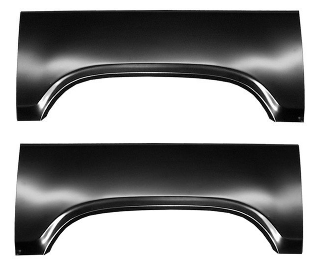 1981-1993 Dodge Ram Rear Upper Wheelarch Repair Panels (Sold As A Pair)
