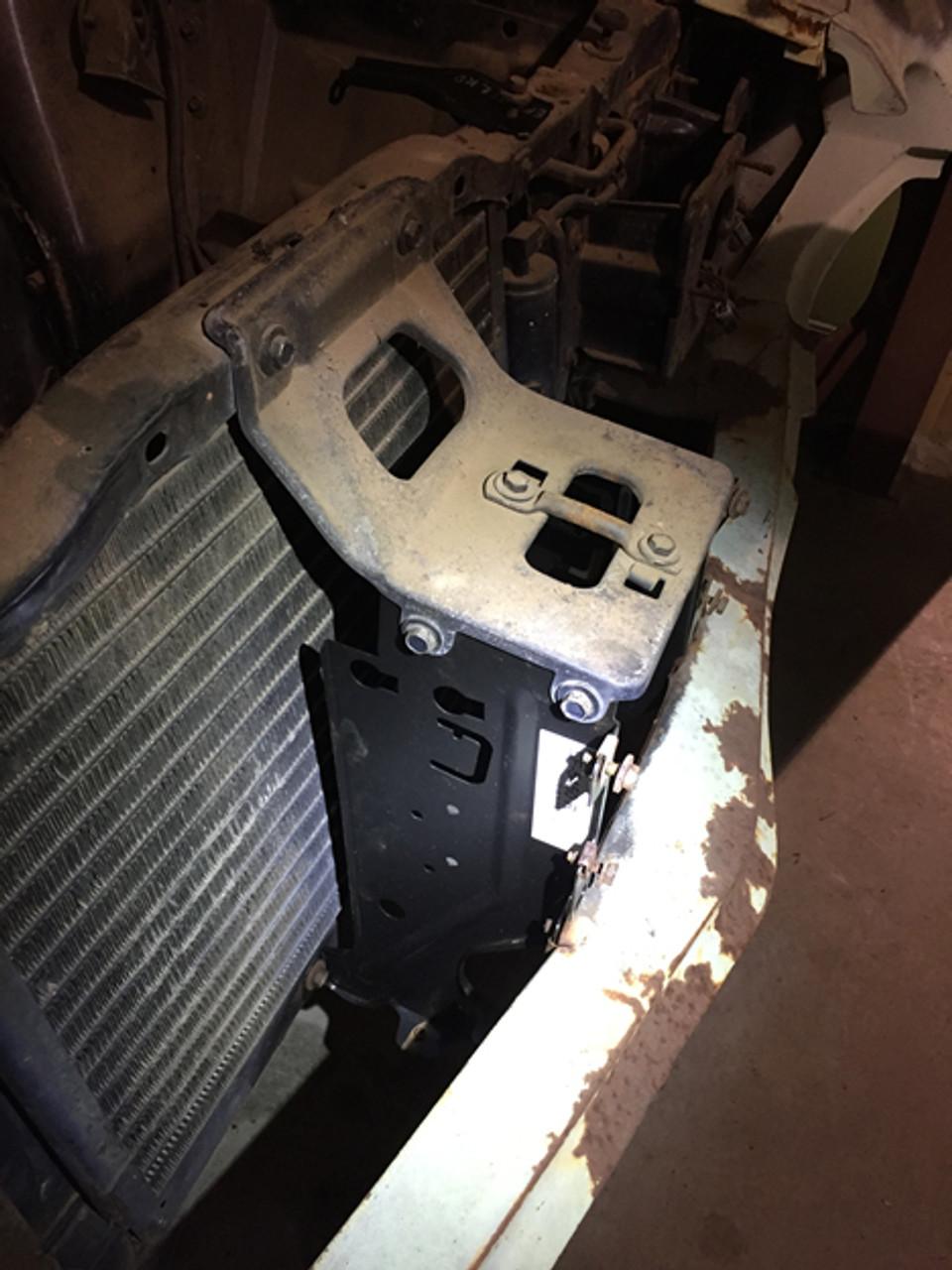 1970 1971 Torino Cyclone Fairlane Passenger  Door Latch