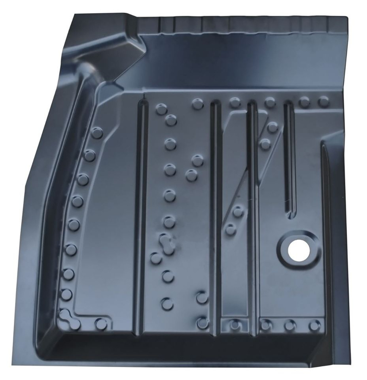 Lh Rh - 2007-2013 Chevy & Gmc Truck Front Cab Floor Pan Set