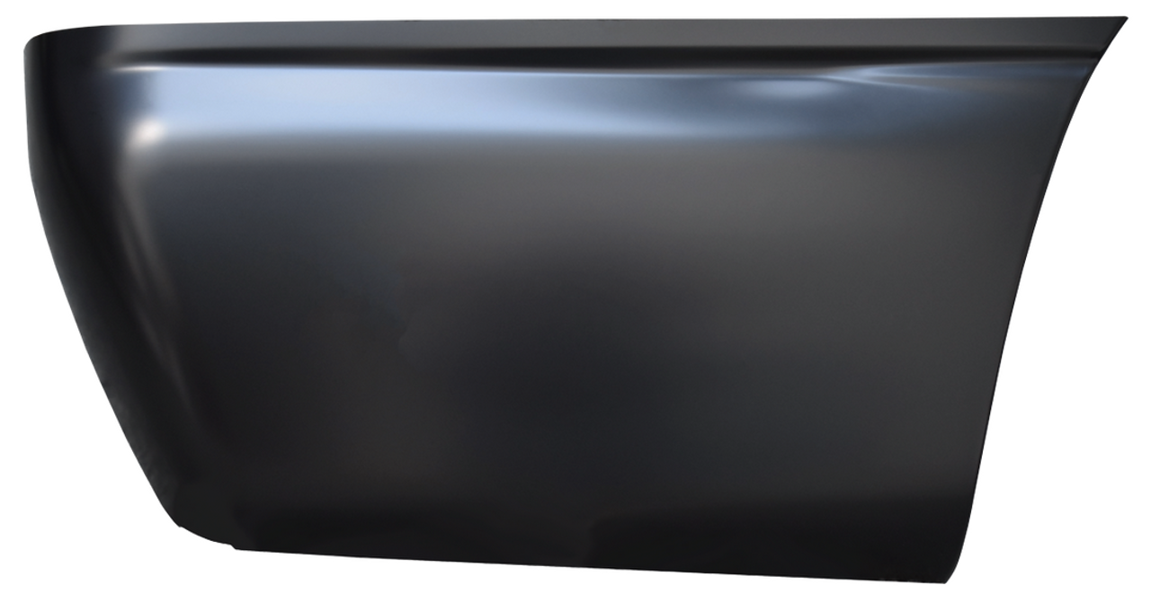 Lh Rh 2003-2006 Chevy Avalanche Rear Quarter Lower Rear Sections (Models Without Cladding)