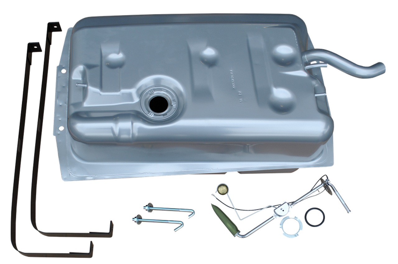 1969-1972 Blazer Jimmy Steel Fuel Tank Kit With Original Style Neck