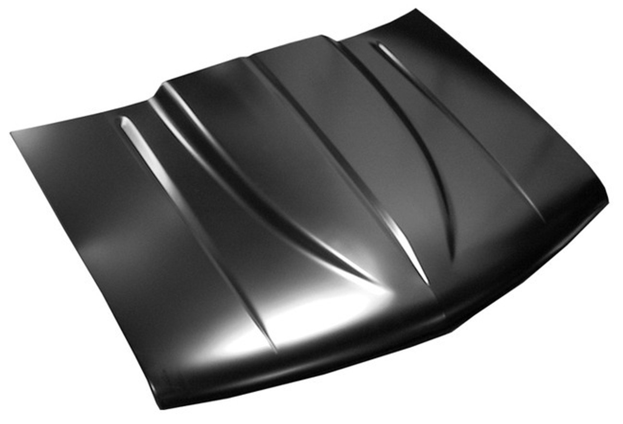 1988-1998 Chevy & Gmc Truck Steel Tapered Cowl Hood