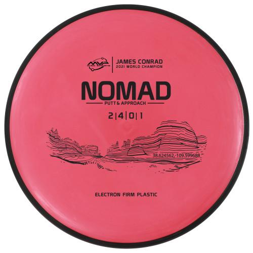 Electron Nomad