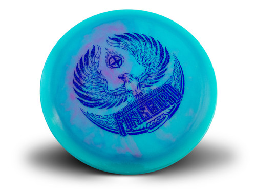 2021 Nate Sexton Champion Glow Firebird