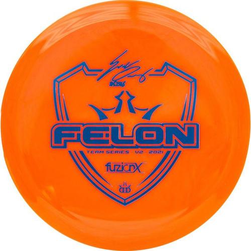 Eric Oakley Fuzion-X Felon