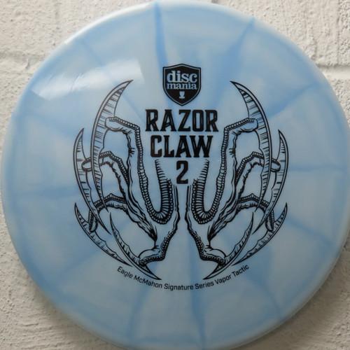 Razor Claw 2: Eagle McMahon Signature Vapor Tactic