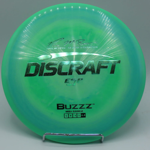 Paul McBeth Discraft ESP Buzzz