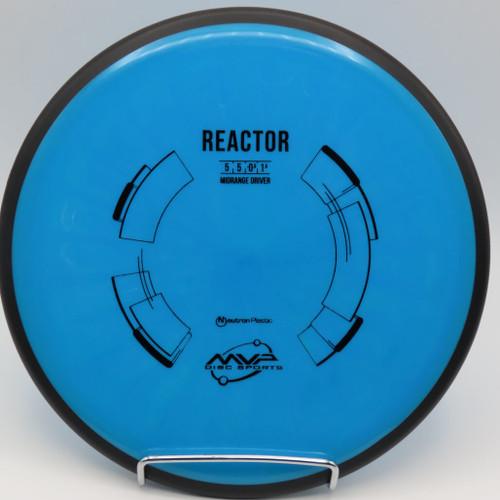 MVP Neutron Reactor