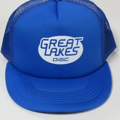 Great Lakes Disc Trucker Cap
