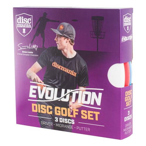 Discmania 3-Disc Box Set