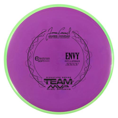 Electron Soft Envy