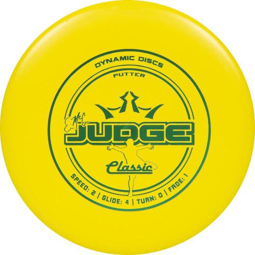 Classic Emac Judge